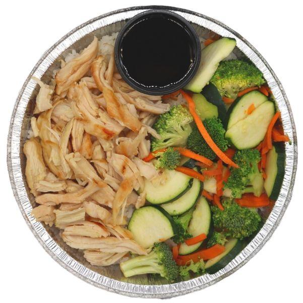 Mango Chicken Bowl