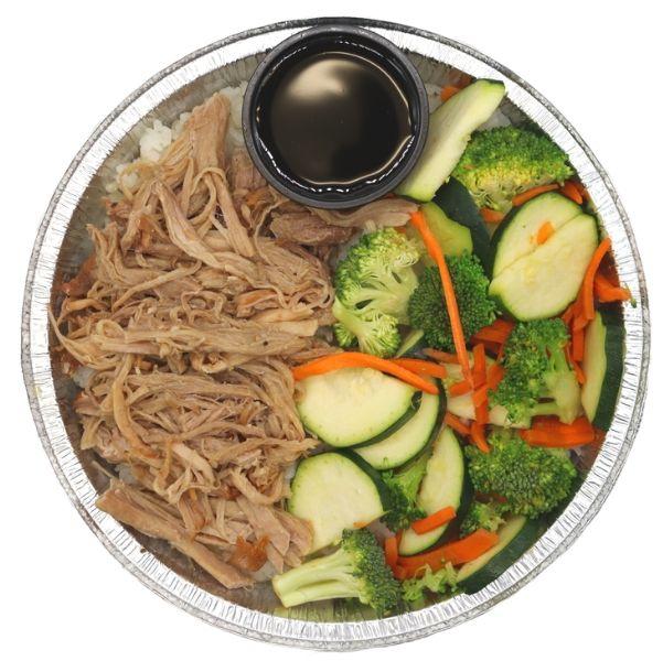 Luau Pork Bowl